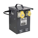Image for Defender 3kVA Heater Transformer 1x 32A & 1 16A Outlet 110V