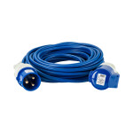 Image for Defender 14M Extension Lead - 32A 2.5mm Cable - Blue 240V