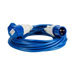 Image for Defender 14M Extension Lead - 32A 4mm Cable - Blue 240V
