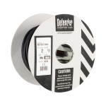 Image for Defender 50M Drum - 1.5mm 2 Core Black Rubber HO7 RN-F Cable