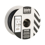 Image for Defender 50M Drum - 1.5mm 3 Core Black Rubber HO7 RN-F Cable