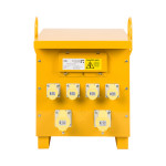 Image for Defender 10kVA Site Transformer 3 Phase 4x 16A & 2x 32A Outlets 415V