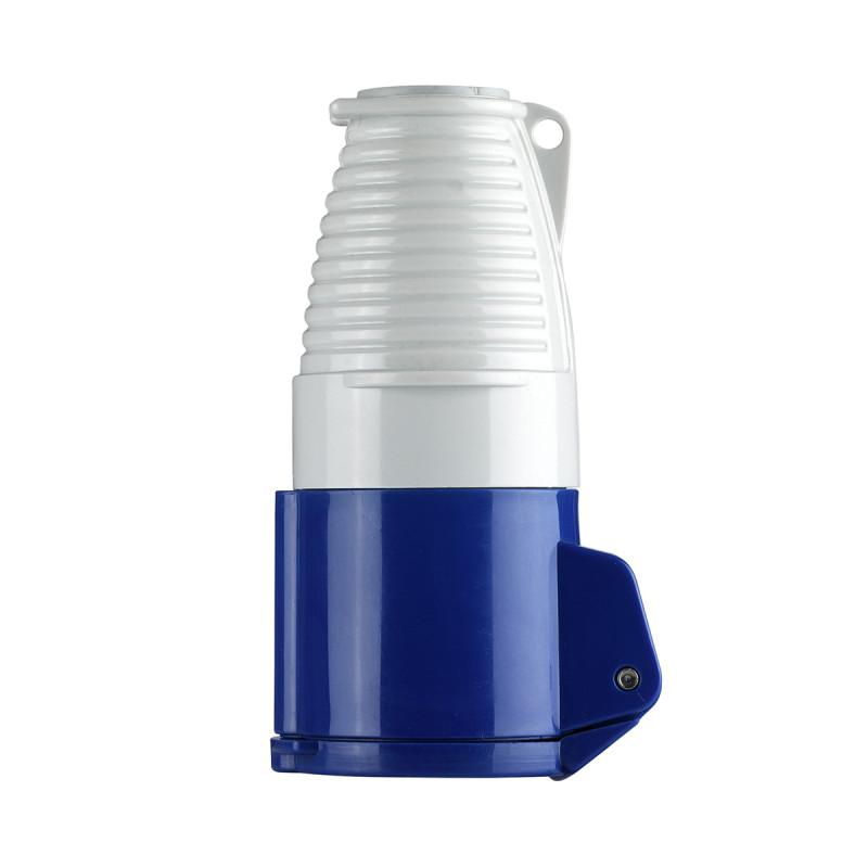 Image for Defender 16A Coupler - Blue 230V