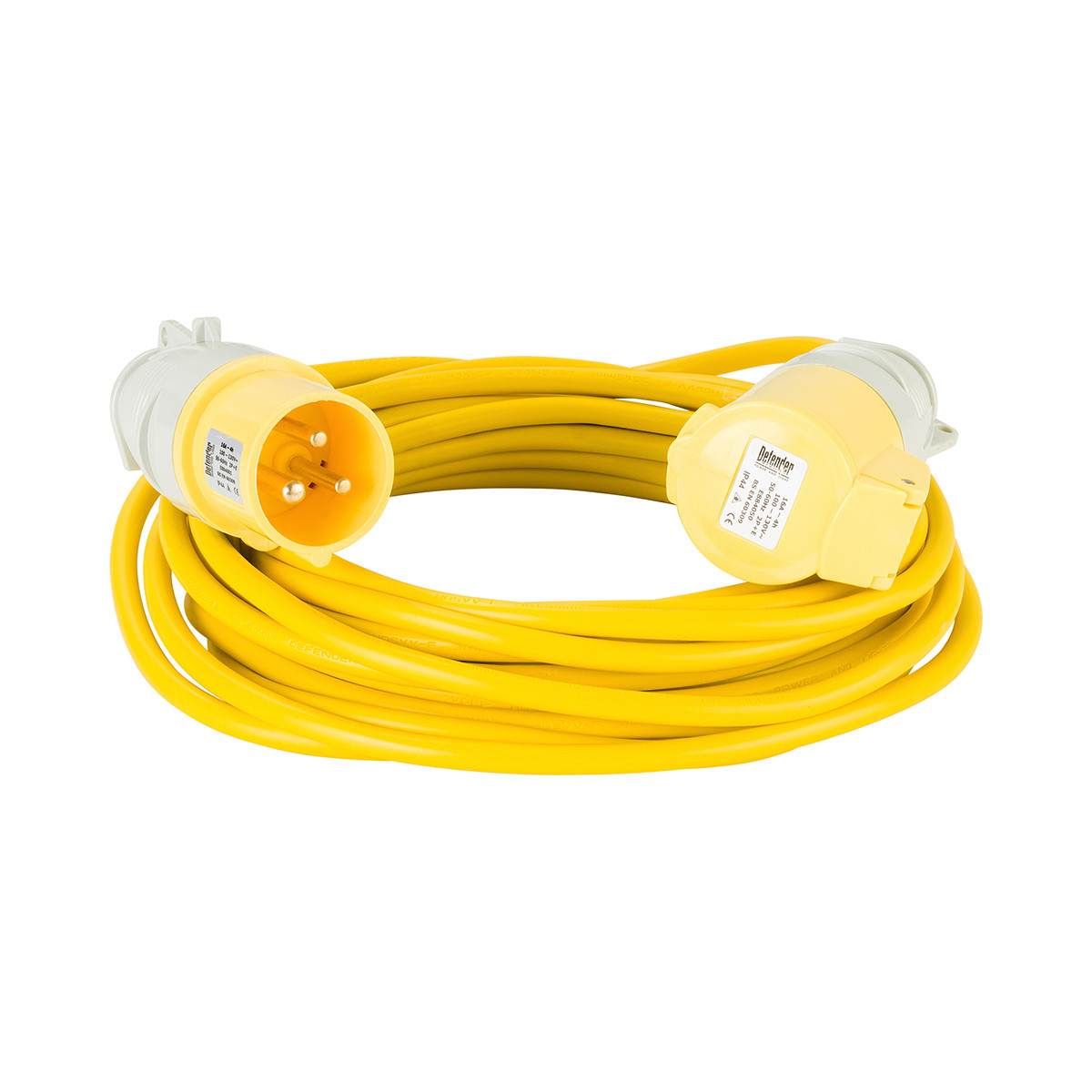 10M 1.5MM Extension Lead 110V 16A IP44