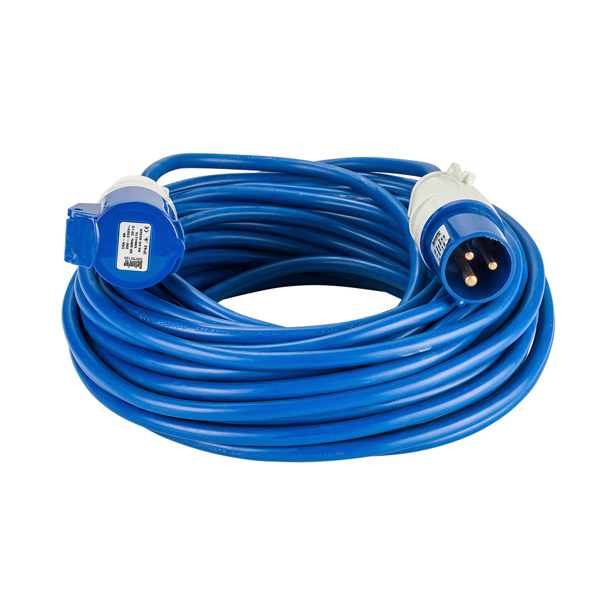 25M 2.5MM Extension Lead 240V 16A IP44