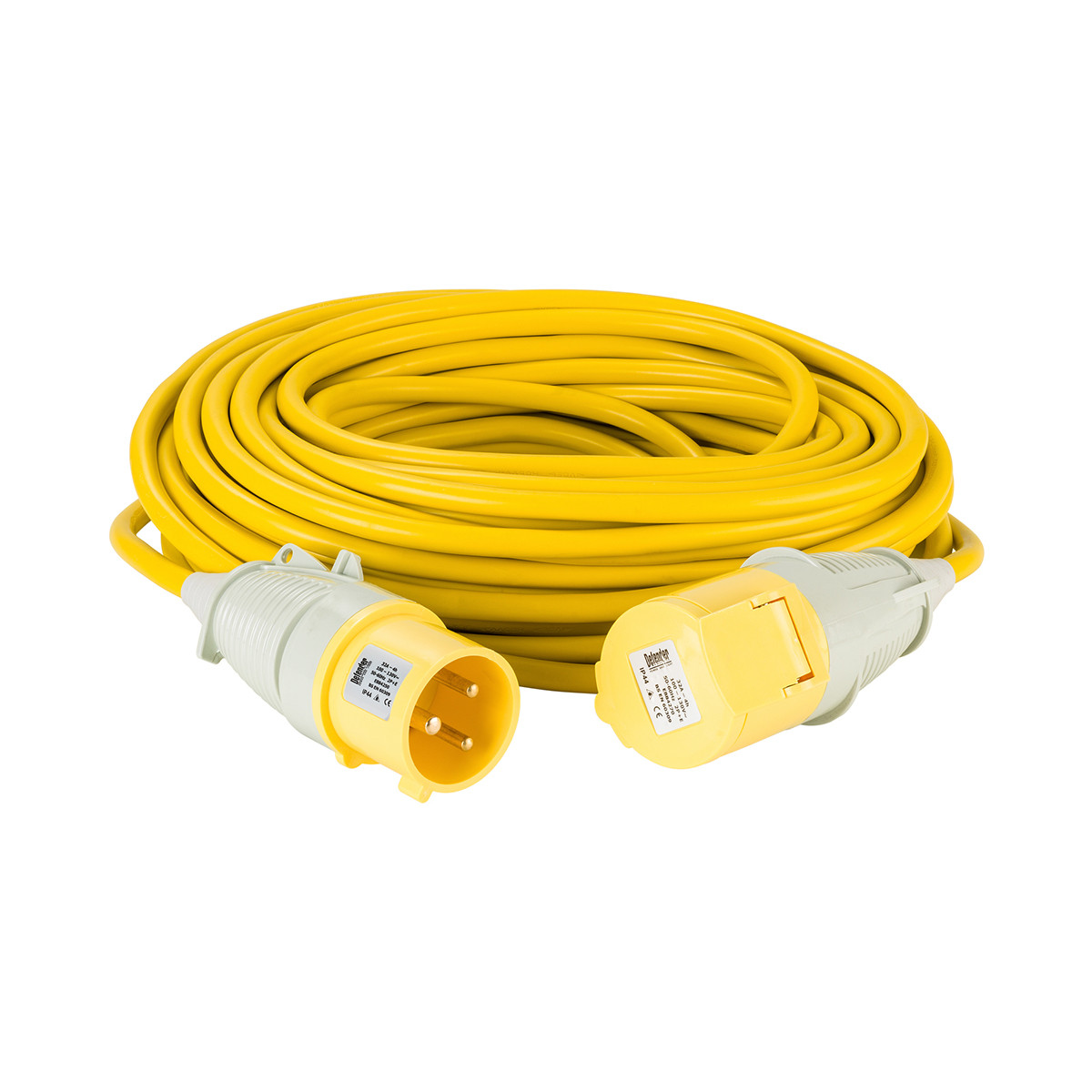 25M 4.0MM Extension Lead 110V 32A IP44