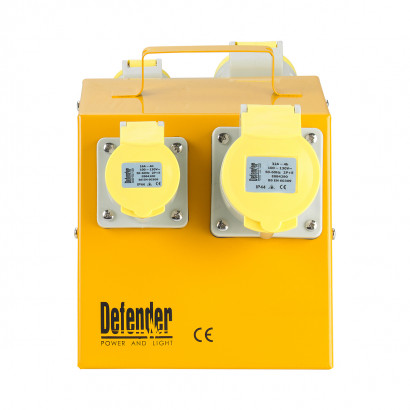 Image for Defender 2 Way Distribution Unit - 32A 110V