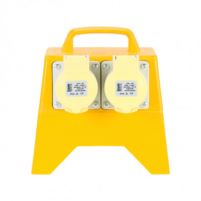 2 Way 110V 32A Power Splitter