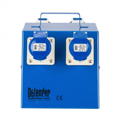 Image for Defender 4 Way Distribution Unit - 16A 230V