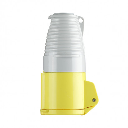 Image for Defender 16A Coupler - Yellow 110V