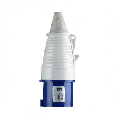 Image for Defender 32A Plug - Blue 230V