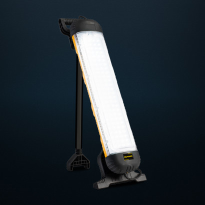DC4000 LED Contractor Floor Light 110V 42W