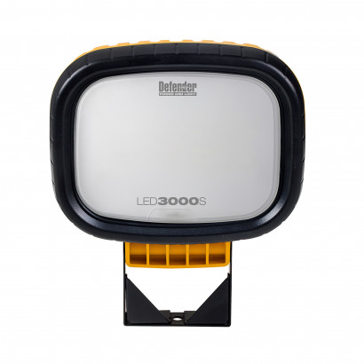 LED3000S Twin Head Flood Light 110V - Wired Head Only